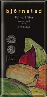 Vivani Hořká čokoláda 71% Björnsted 100g Bio