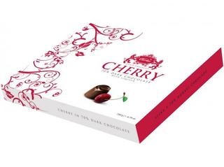 Carla Višně v čokoládě 190g