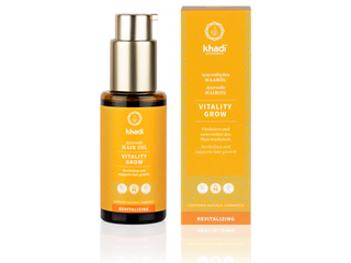 Khadi Vlasový olej vitalita růst 50ml