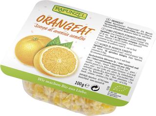 Rapunzel Kandovaná pomerančová kůra 100g Bio