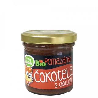 Green Apotheke Pomazánka Čokotela s datlemi 140g Bio