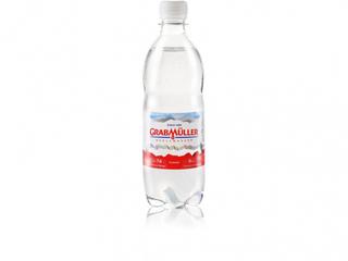 Grabmüller Přírodní perlivá voda 500ml