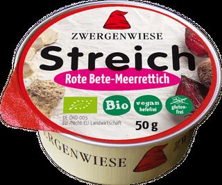 Zwergenwiese Pomazánka s řepou a křenem 50g Bio