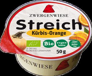 Zwergenwiese Pomazánka s dýní a pomerančem 50g Bio