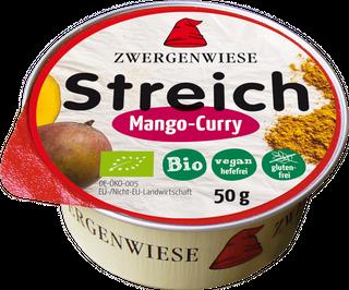 Zwergenwiese Pomazánka s curry a mangem 50g Bio