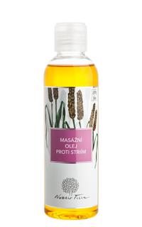 Nobilis Tilia Masážní olej proti striím 200ml