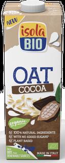 Isola BIO Ovesný nápoj s kakaem 1l
