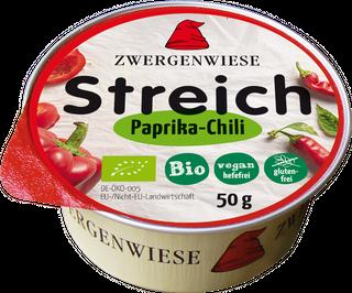 Zwergenwiese Pomazánka s paprikou a chilli 50g Bio
