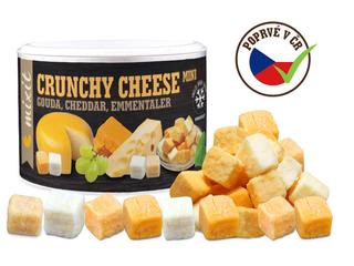 Mixit Mix křupavých sýrů Gouda, Čedar, Ementál 135g
