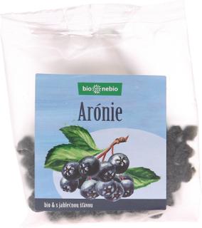 Bio Nebio Arónie slazená jablečnou šťávou 100g Bio