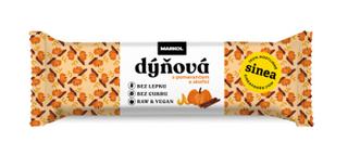 Sinea Tyčinka dýňová s pomerančem a skořicí 40g