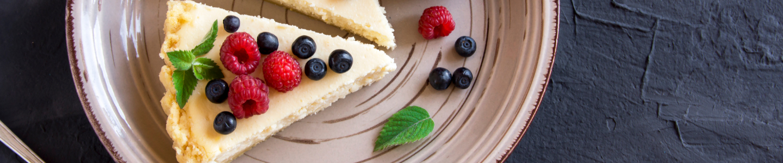 Recept Zdravý pečený cheesecake