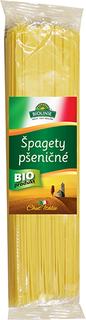 Biolinie Špagety pšeničné bílé 500g Bio