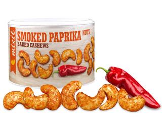 Mixit Oříšky z pece - uzená paprika 150g