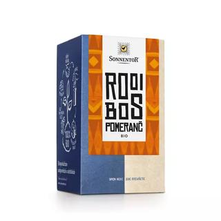 Sonnentor Rooibos pomeranč 18x1,8g Bio