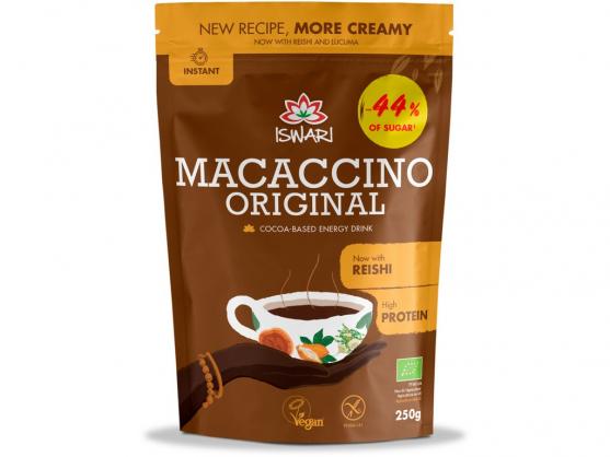 Iswari Macaccino Original 250g Bio
